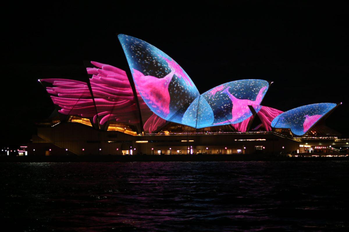 Vivid Sydney June 2018